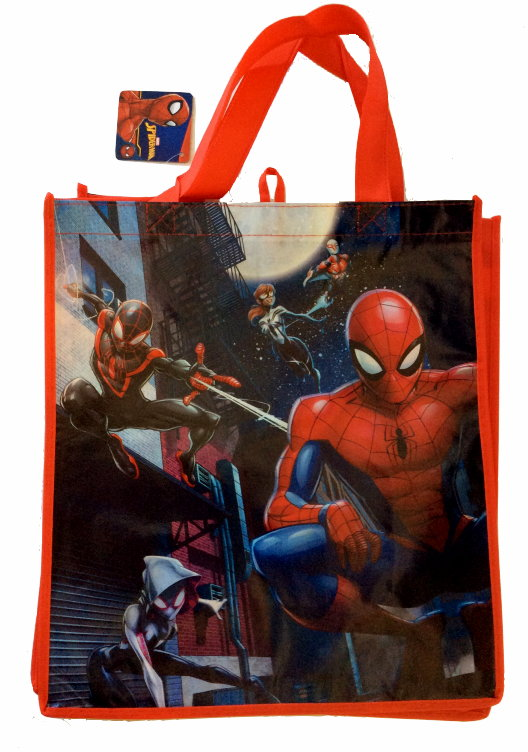 Spiderman Shopping Bag #2