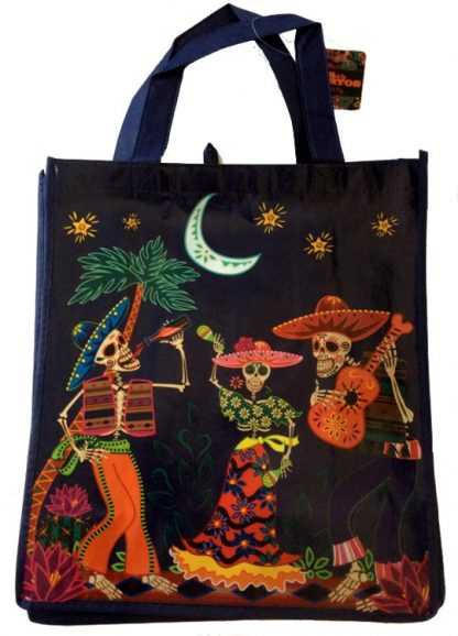 Day of the Dead Reusable Shopping Bag #1