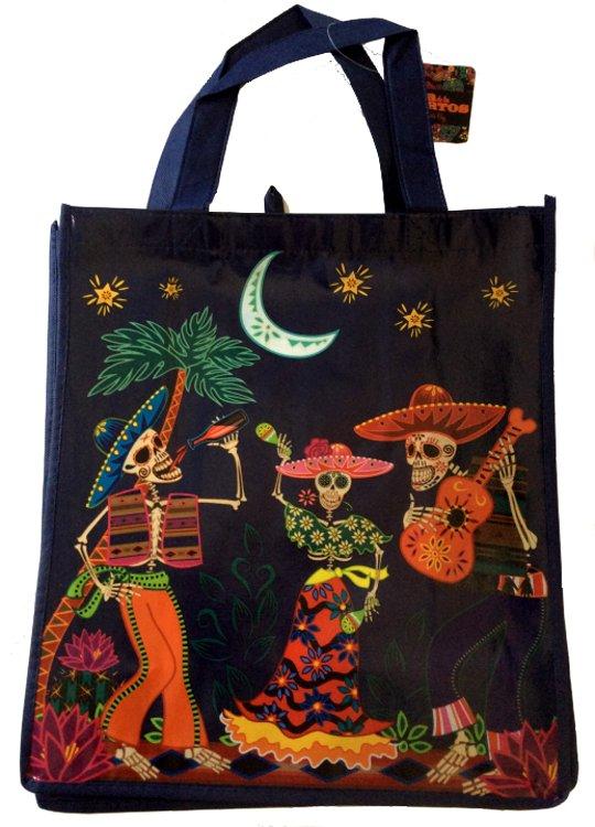 Day of the Dead Reusable Shopping Bag #1