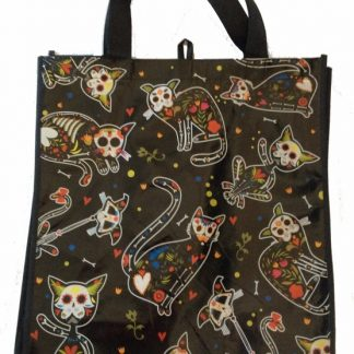 Day of the Dead Reusable Shopping Bag #5
