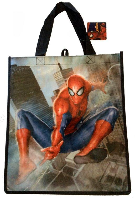 Spiderman Reusable Shopping Bag #3