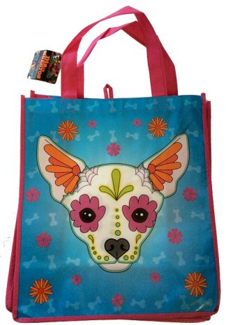Day of the Dead Reusable Shopping Bag #4