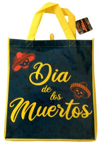 Day of the Dead Reusable Shopping Bag #3