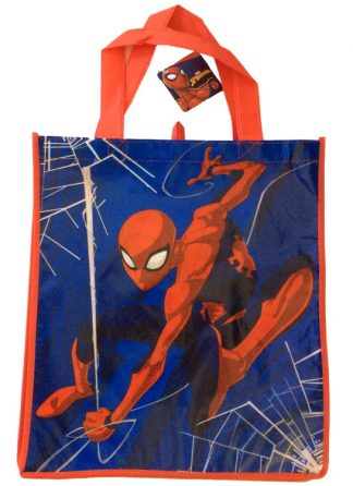 Spiderman Reusable Shopping Bag #4
