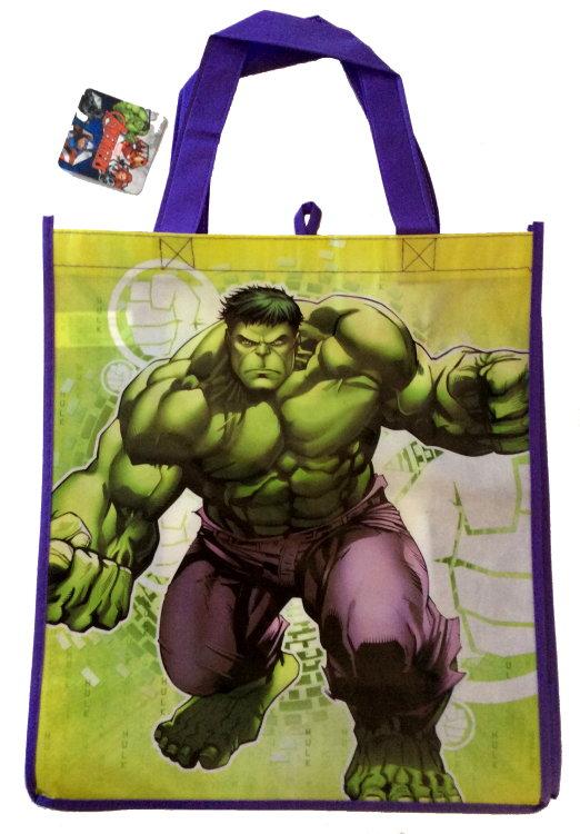 Incredible Hulk Reusable Shopping Bag