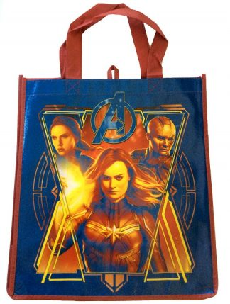 Captain Marvel Shopping Bag #2