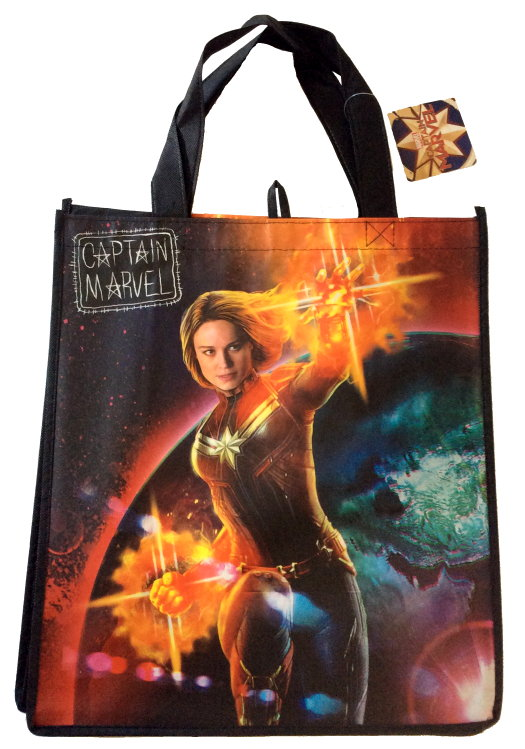 Captain Marvel Shopping Bag #3
