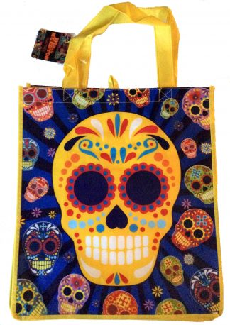 Day of the Dead Reusable Shopping Bag #7