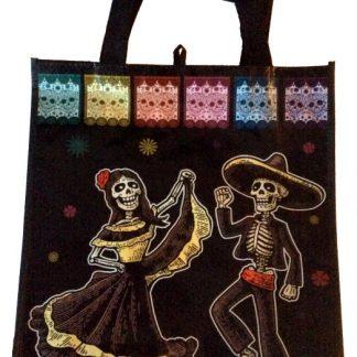 Day of the Dead Reusable Shopping Bag #8
