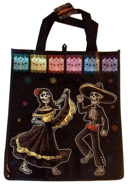 Day of the Dead Reusable Shopping Bag #8