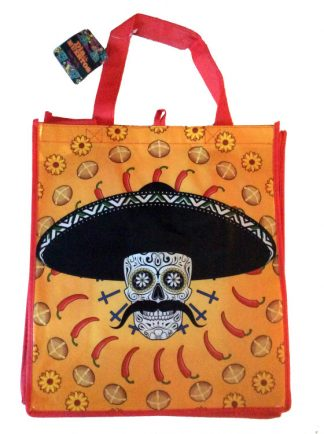 Day of the Dead Reusable Shopping Bag #12