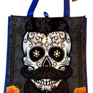 Day of the Dead Reusable Shopping Bag #10
