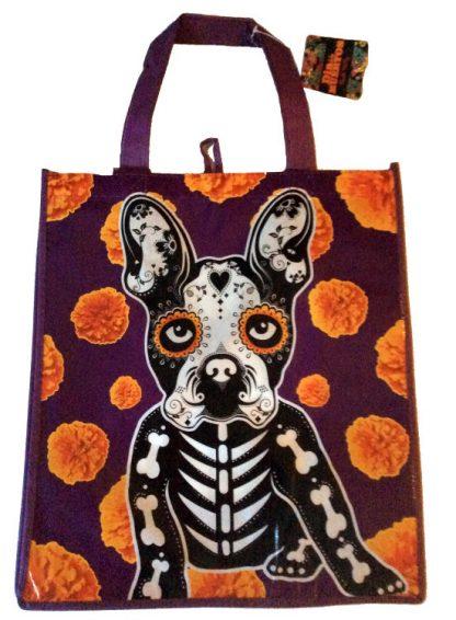 Day of the Dead Reusable Shopping Bag #9