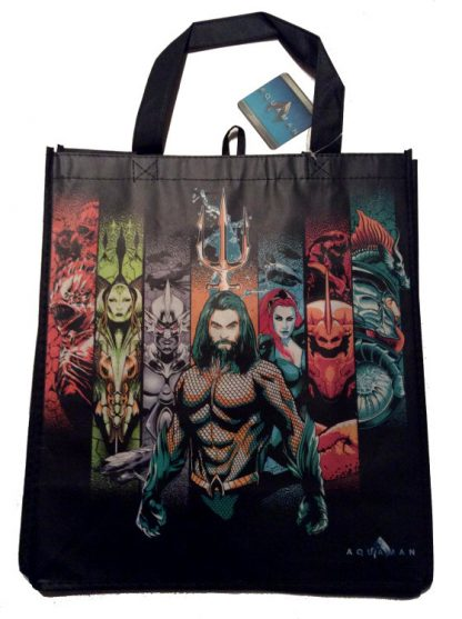 Aquaman Reusable Shopping Bag #1