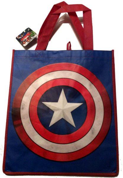 Captain America Reusable Shopping Bag