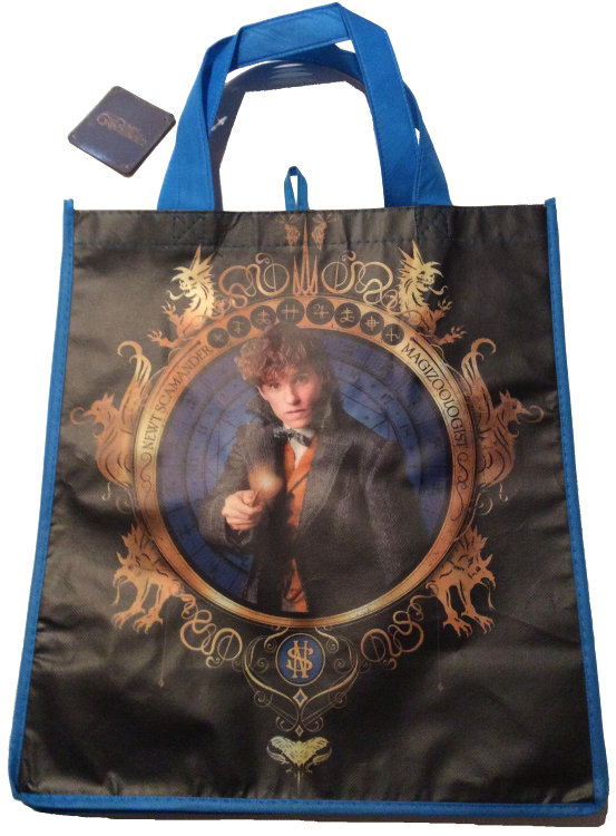 Fantastic Beasts Newt Scamander Reusable Shopping Bag