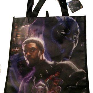 Black Panther Reusable Shopping Bag #2