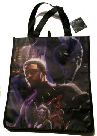 Black Panther Reusable Shopping Bag #2