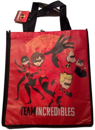 The Incredibles Reusable Shopping Bag