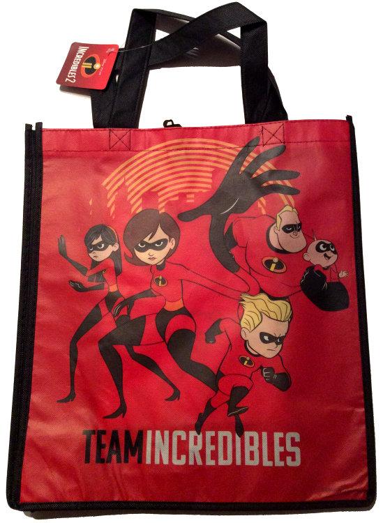 The Incredibles Reusable Shopping Bag