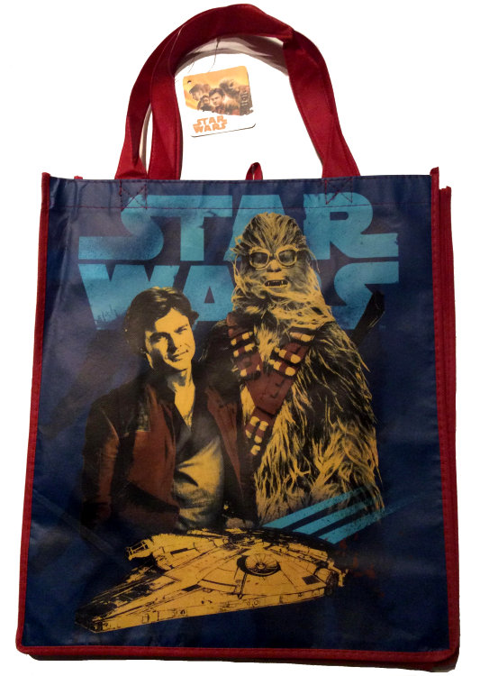 Star Wars Reusable Shopping Bag #08