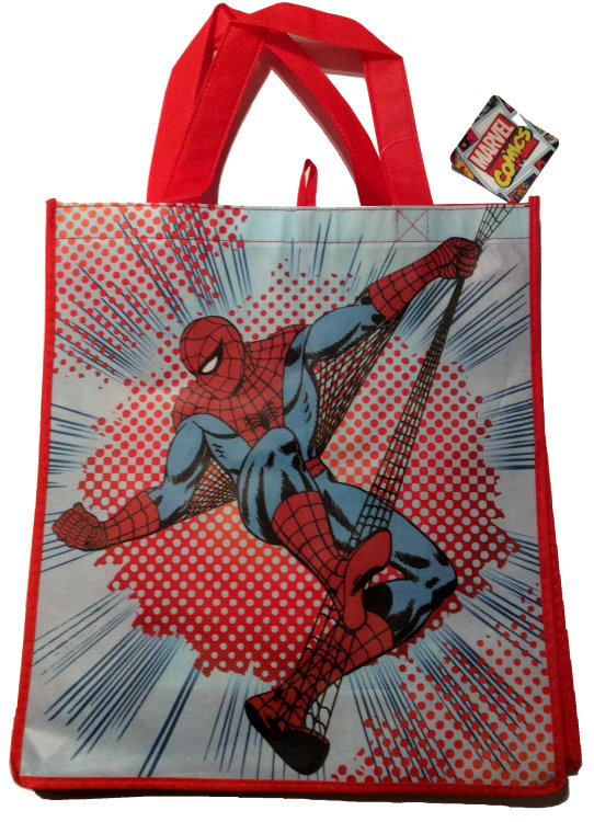 Spiderman Reusable Shopping Bag #5