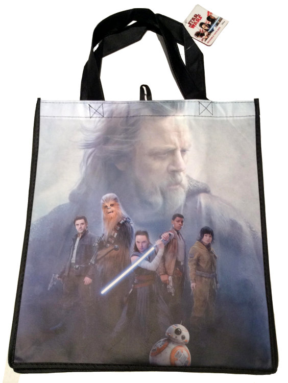 Star Wars Reusable Shopping Bag #09