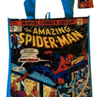 Spiderman Reusable Shopping Bag #7