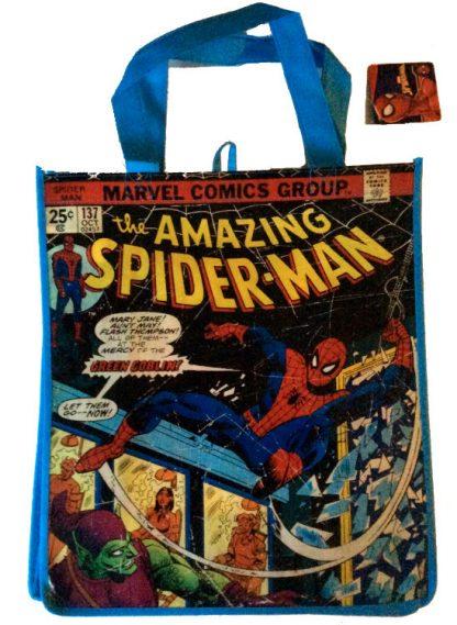 Spiderman Reusable Shopping Bag #7