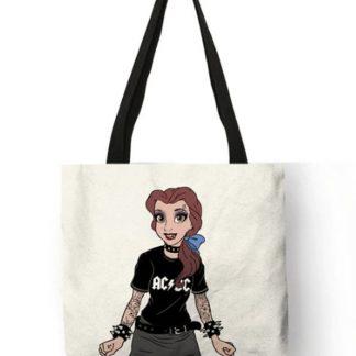 Naughty Princess Beauty Belle Tote Bag