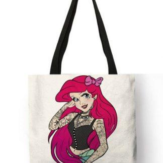 Naughty Princess Arial Tote Bag #2