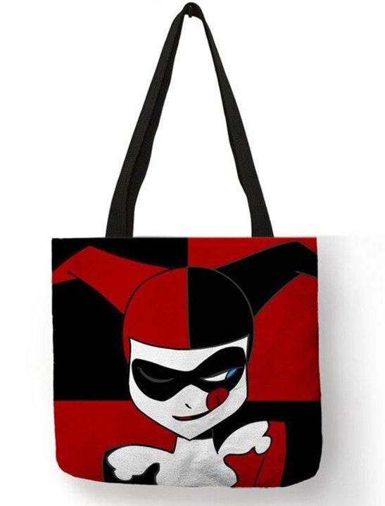 Harley Quinn Tote Bag #1