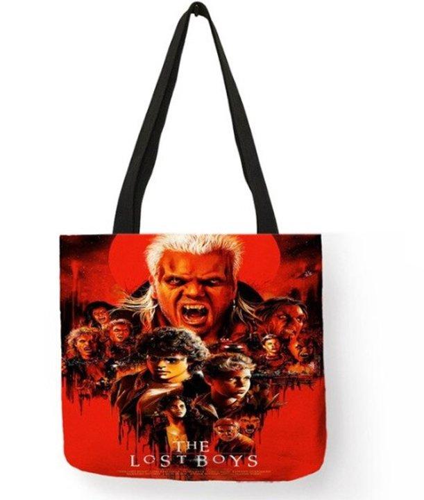 The Lost Boys Keifer Sutherland Tote Bag