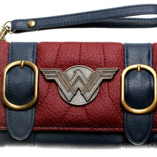 Wonder Woman Wallet #1