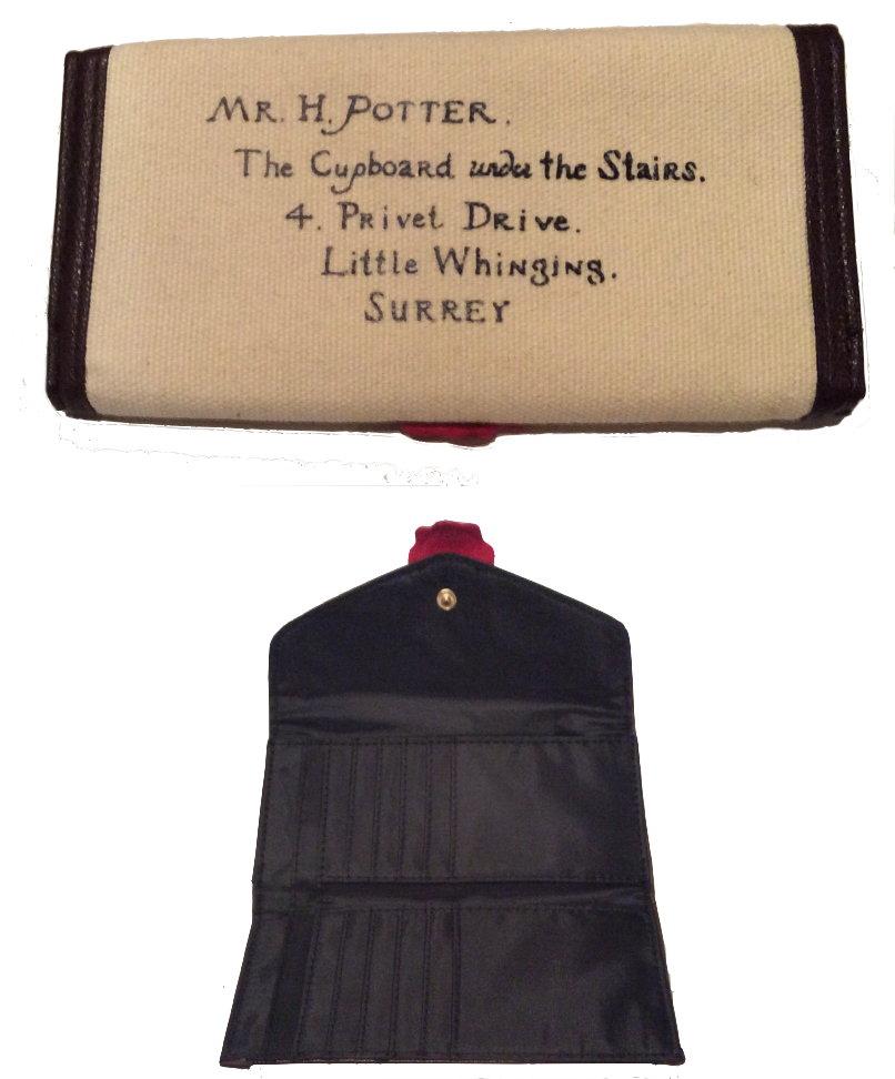 Harry Potter Wallet #4