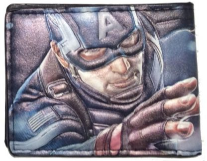 The Avengers Captain America Wallet