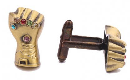 Marvel Avengers Thanos' Infinity Gauntlet Cufflinks