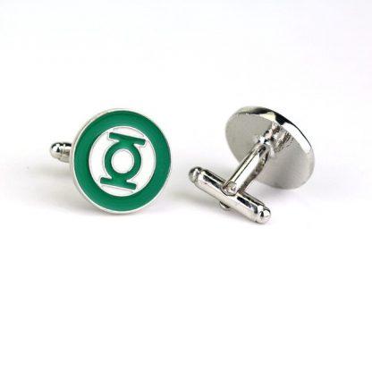 The Green Lantern Cufflinks