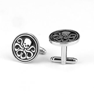 Marvel Agents of S.H.I.E.L.D. Hydra Cufflinks