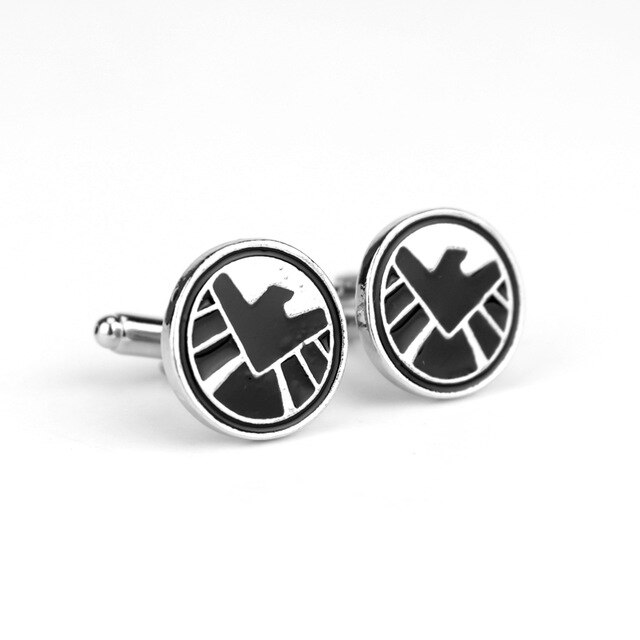 Marvel Agents of S.H.I.E.L.D. Cufflinks