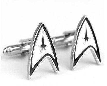 Star Trek Cuff Links