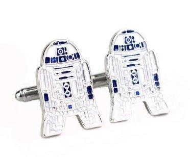 Star Wars R2-D2 Cuff Links