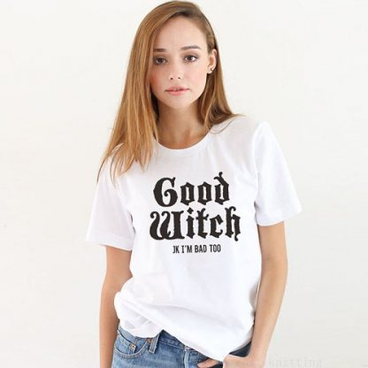 Good Witch ~ Bad Witch T-Shirts