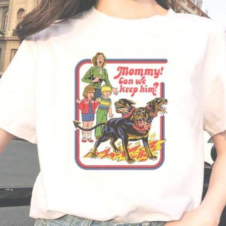 Activities For Children: Mommy Can We Keep Him T-Shirt