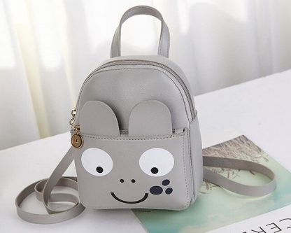 Smiling Bunny Mini-Backpack