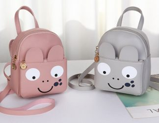 Smiling Bunny Mini-Backpack