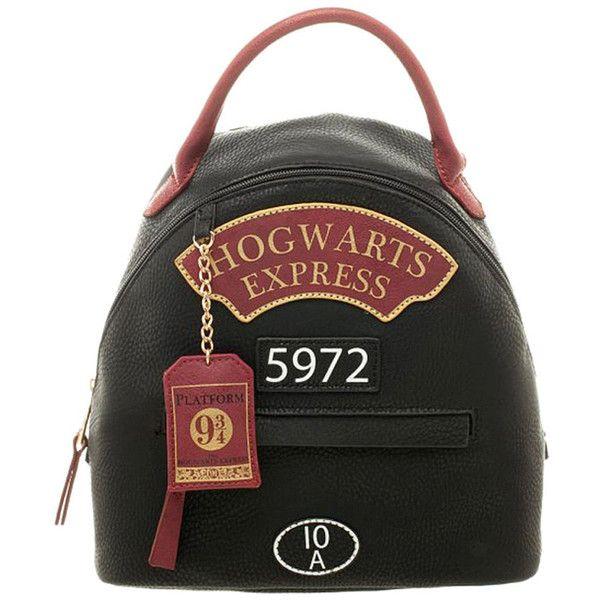 Harry Potter Hogwarts Express Mini-Backpack