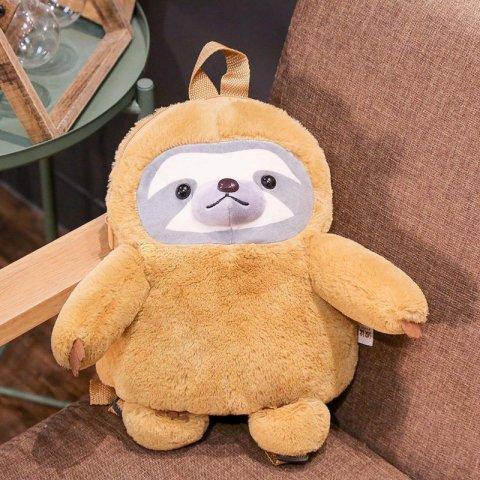 Sloth Plush Backpack