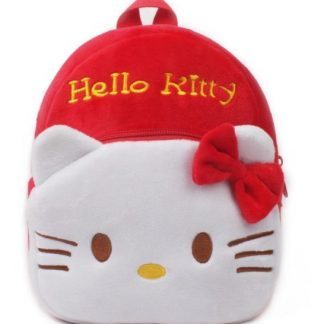 Hello Kitty Red Plush Mini-Backpack