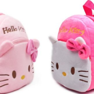 Hello Kitty Pink Plush Mini-Backpack